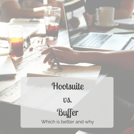 Hootsuite vs Buffer. Why I prefer hootsuite and a mini tutorial